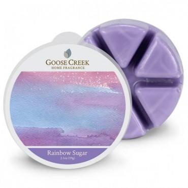 Wosk zapachowy Rainbow Sugar Goose Creek Candle