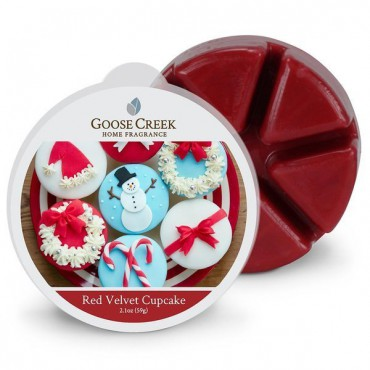 Wosk zapachowy Red Velvet Cupcake Goose Creek Candle