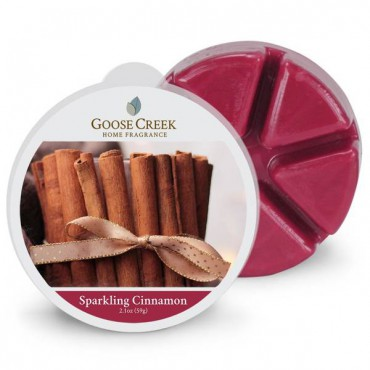 Wosk zapachowy Sparkling Cinnamon Goose Creek Candle