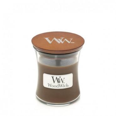 Mała świeca Amber & Incense Woodwick