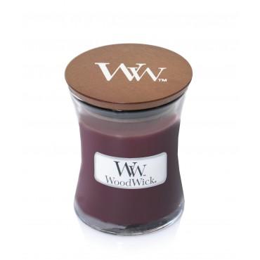 Mała świeca Black Cherry Woodwick