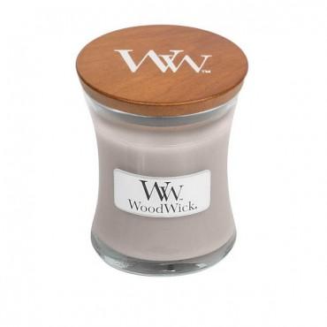 Mała świeca Wood Smoke Woodwick