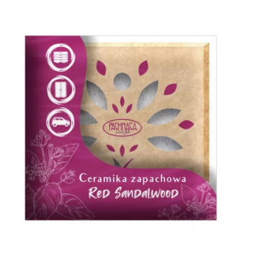 Ceramika zapachowa Red Sandalwood Pachnąca Szafa