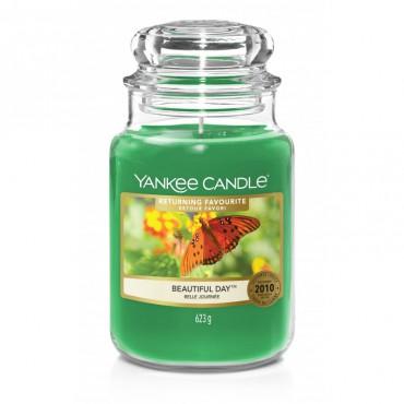 Duża świeca Beautiful Day Yankee Candle