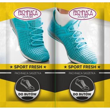 Pachnąca saszetka do butów Sport Fresh Pachnąca Szafa