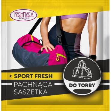 Pachnąca saszetka do torby Sport Fresh Pachnąca Szafa
