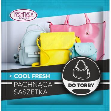Pachnąca saszetka do torby Cool Fresh Pachnąca Szafa