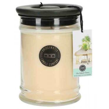 Świeca zapachowa On Island Time 524g Bridgewater Candle
