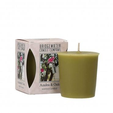 Świeca zapachowa Votive Azalea & Oak 56 g Bridgewater Candle
