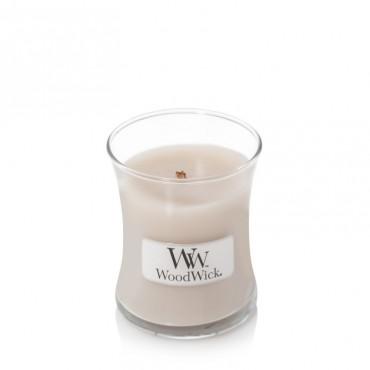 Mała świeca Smoked Jasmine Woodwick