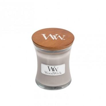 Mała świeca Warm Wool Woodwick