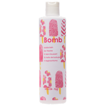 Kąpiel z bąbelkami VANILLA SKY – Bomb Cosmetics