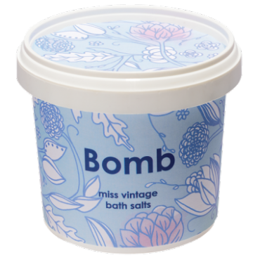Sól do kąpieli PANNA RETRO – Bomb Cosmetics