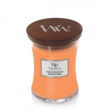 Średnia świeca Chilli Pepper Gelato Woodwick