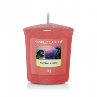Sampler Cliffside Sunrise Yankee Candle