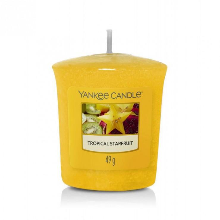 Sampler Tropical Starfruit Yankee Candle