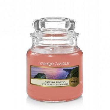 Mała świeca Cliffside Sunrise Yankee Candle
