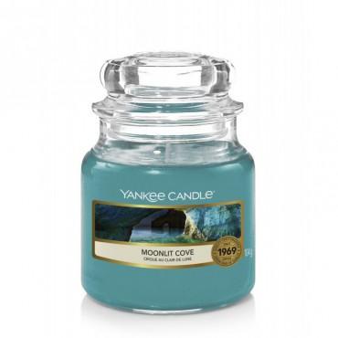 Mała świeca Moonlit Cove Yankee Candle