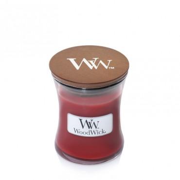 Mała świeca Cinnamon Chai Woodwick
