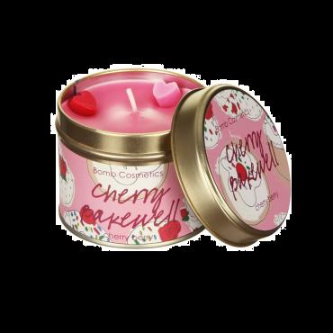 Świeca zapachowa w puszce Ciasteczko z wiśnią Bomb Cosmetics