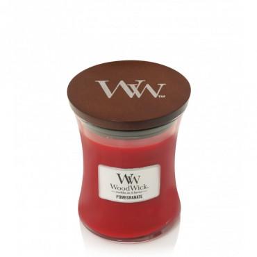 Średnia świeca Pomegranate Woodwick