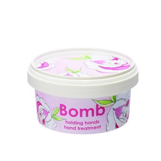 Odżywcza kuracja do rąk WEŹ MNIE ZA RĘKĘ – Bomb Cosmetics