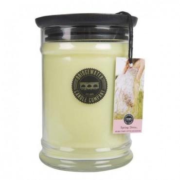 Świeca zapachowa Spring Dress 524g Bridgewater Candle
