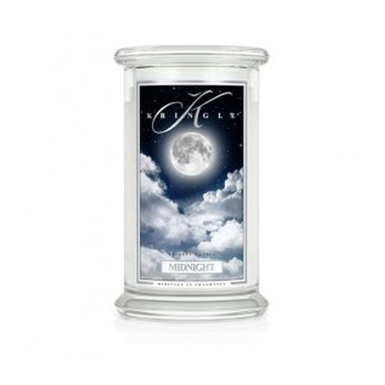 Duża świeca Midnight Kringle Candle
