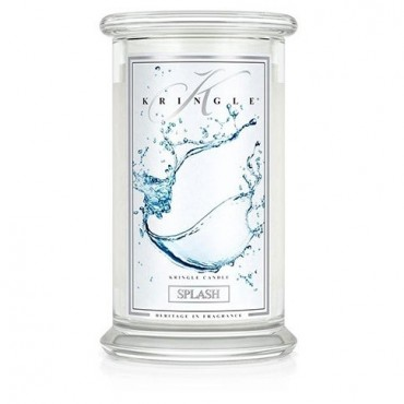 Duża świeca Splash Kringle Candle