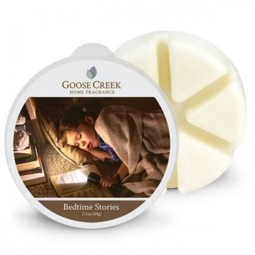 Wosk zapachowy Bedtime Stories Goose Creek Candle