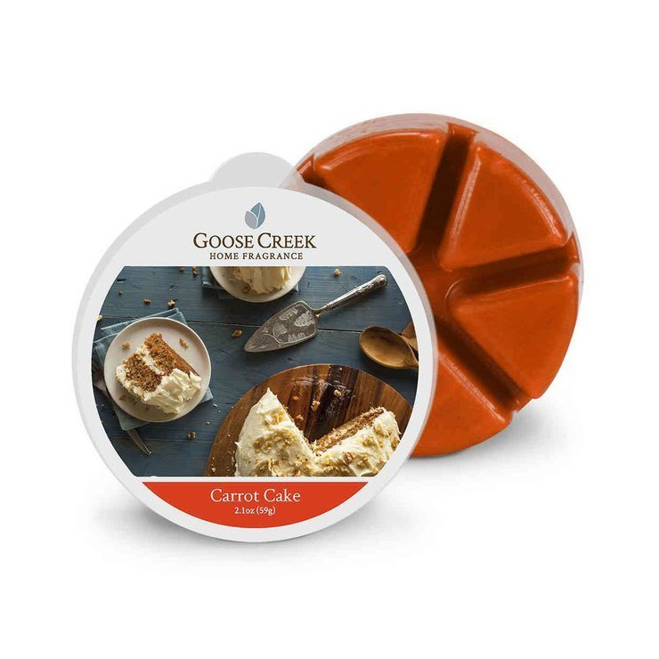 Wosk zapachowy Carrot Cake Goose Creek Candle