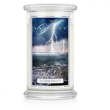 Duża świeca Storm Front Kringle Candle