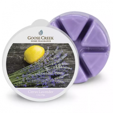 Wosk zapachowy Citrus Lavender Goose Creek Candle