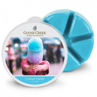 Wosk zapachowy Cotton Candy Goose Creek Candle
