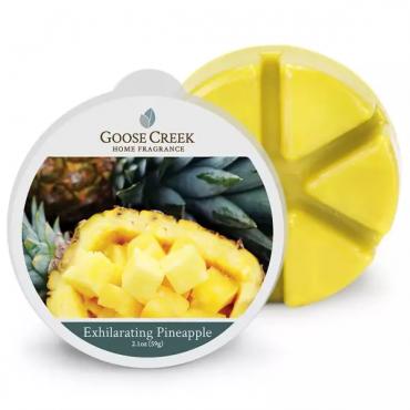 Wosk zapachowy Exhilarating Pineapple Goose Creek Candle