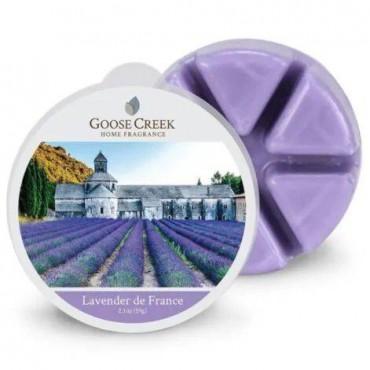 Wosk zapachowy Lavender de France Goose Creek Candle