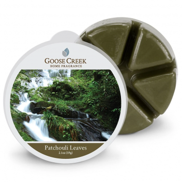 Wosk zapachowy Patchouli Leaves Goose Creek Candle