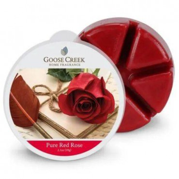 Wosk zapachowy Pure Red Rose Goose Creek Candle