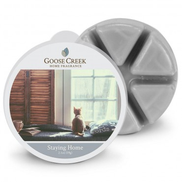 Wosk zapachowy Staying Home Goose Creek Candle