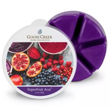 Wosk zapachowy Superfruit Acai Goose Creek Candle