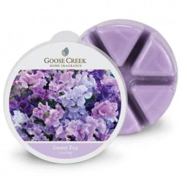 Wosk zapachowy Sweet Pea Goose Creek Candle