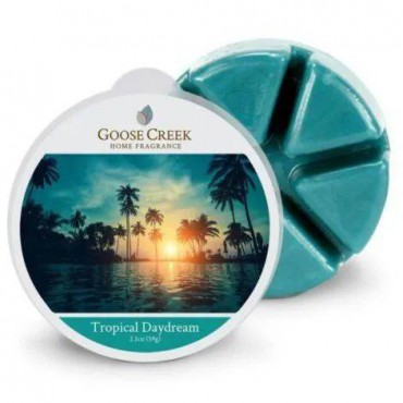 Wosk zapachowy Tropical Daydreams Goose Creek Candle