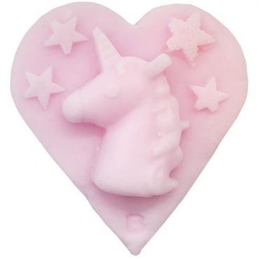 Mydło glicerynowe I Heart My Unicorn Bomb Cosmetics
