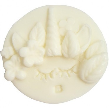 Mydło glicerynowe Unicorn Tears Bomb Cosmetics