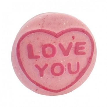 Kula do kąpieli XXL Love You Bomb Cosmetics