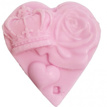 Mydło glicerynowe Queen of Hearts Bomb Cosmetics