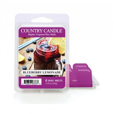 Wosk zapachowy Blueberry Lemonade Country Candle