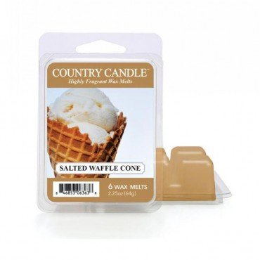 Wosk zapachowy Salted Waffle Cone Country Candle