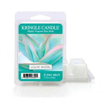 Wosk zapachowy Agave Pastel Kringle Candle