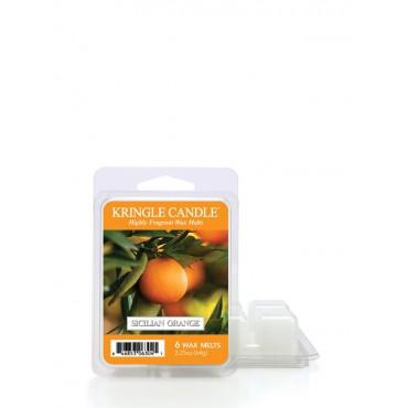 Wosk zapachowy Sicilian Orange Kringle Candle